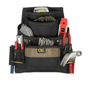 11 Pocket Poly Nail & Tool Bag