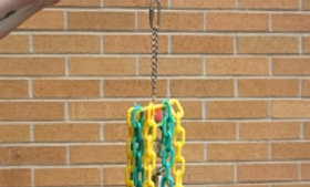 Plastic Chain With Bell