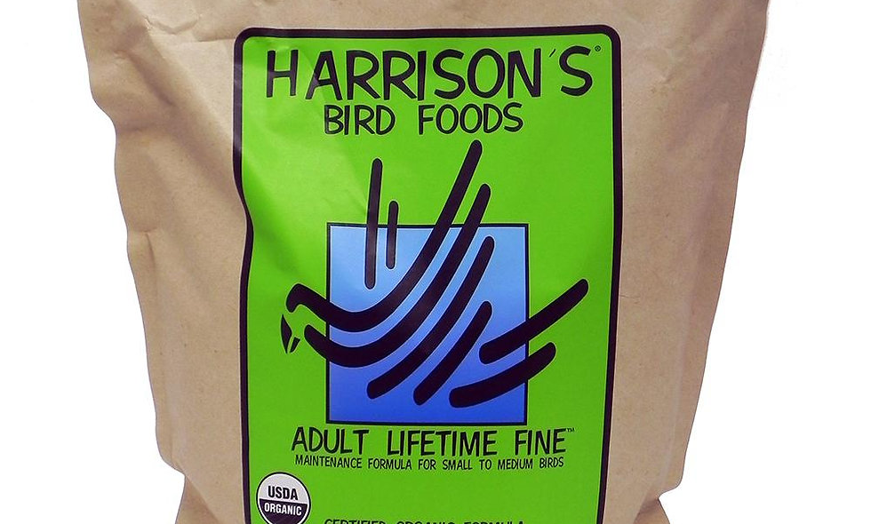Harrisons Adult Lifetime Fine- 1 LB