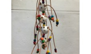 Ball Tree with Plastic Beads