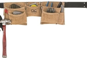8 Pocket Heavy-Duty Suede Work Apron