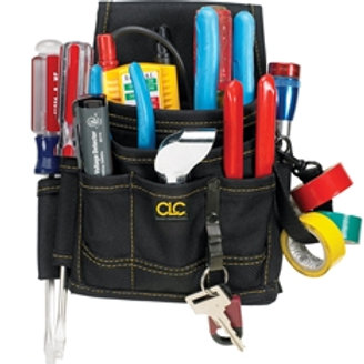 9 Pocket Poly Electrical & Maintenance Pouch