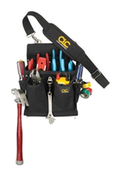20 Pocket Ballistic Poly Professional Electrician's Tool Pouch