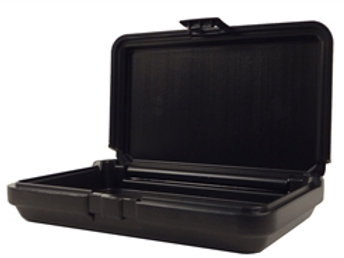 "Blow Molded Case 111  8"" x 5"" x 2 1/4"""