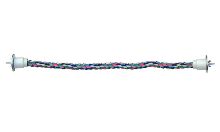 Bendable Rope Perch