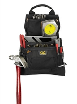 9 Pocket Ballistic Poly Nail & Tool Bag