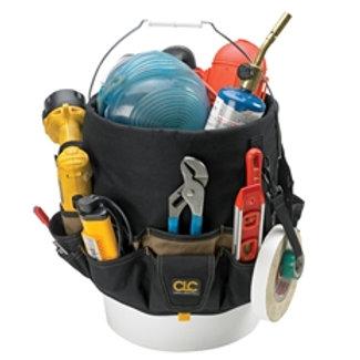 48 Pocket Bucket Organizer