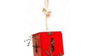 Crinkle Paper Box