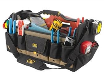 "27 Pocket 20"" Open Top Softsided Tool Box"