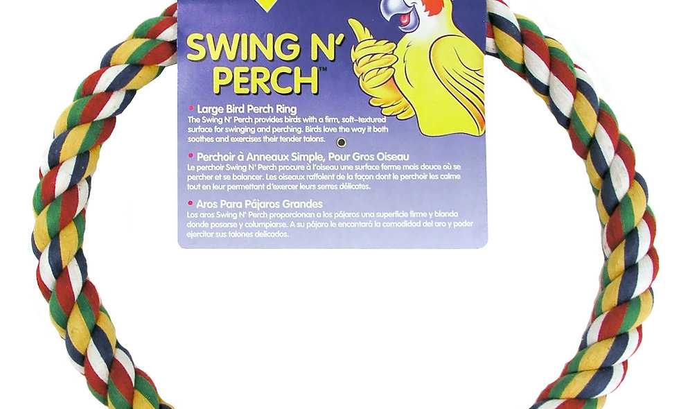 Delux Swing And Perch Booda