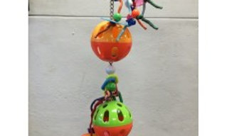 Double Ball Toy