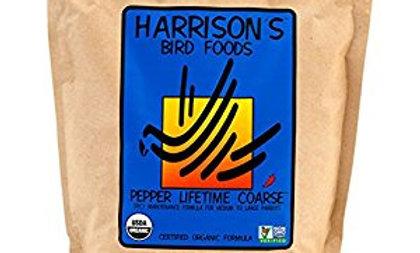 Harrisons Pepper Lifetime Course