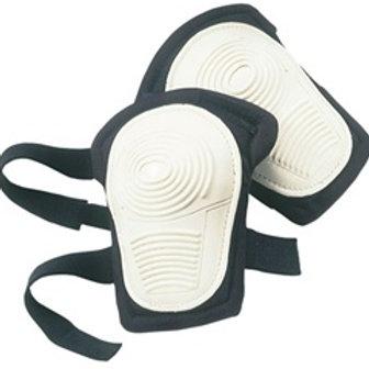 Stitched, Flex Rubber, Non-Skid Kneepads (Hook & Loop)
