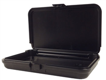 "Blow Molded Case 209  9"" x 5 1/2"" x 1 1/2"""