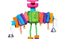 Robot With Blocks