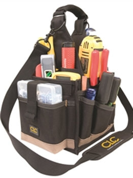 23 Pocket Electrical & Maintenance Tool Carrier