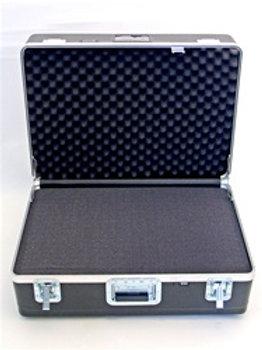 "Heavy Duty ATA Case with Wheels & Telescoping Handle 28 1/2"" x 21 1/2"" x 13 1/4"""
