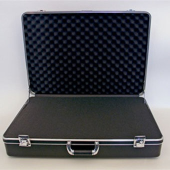 "Heavy Duty Polyethylene Case 27 1/2"" x 19 1/2"" x 7"""