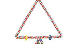 Open Triangle Sisal