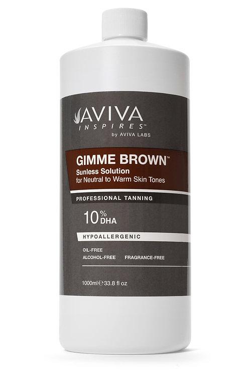 Aviva Gimme Brown 10%