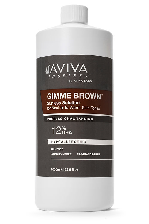 Aviva Gimme Brown 12%