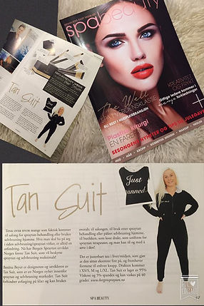 Tan Suit anmeldelse