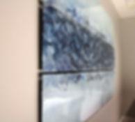 Studio G3 Glass Art Collection Glass Gallery Art Paintings, Naser Niki, Hannah Niki, Contemporary Art Paintings, Modern Art, Luxury Paintings, High end art, custom glass, glass colors, art glass, decorative glass, interior design home staging wall art