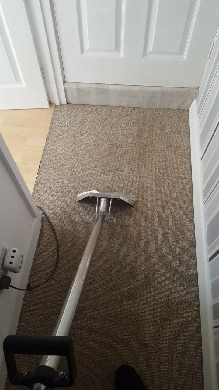 any 3 rooms shampooed & deoderised