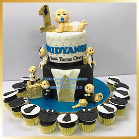 Sensational The Best First Birthday Cakes For Baby Girls Boys In Delhi Online Personalised Birthday Cards Cominlily Jamesorg