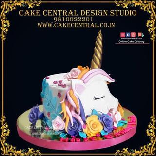 Unicron Theme Cake-Birthday-Delhi