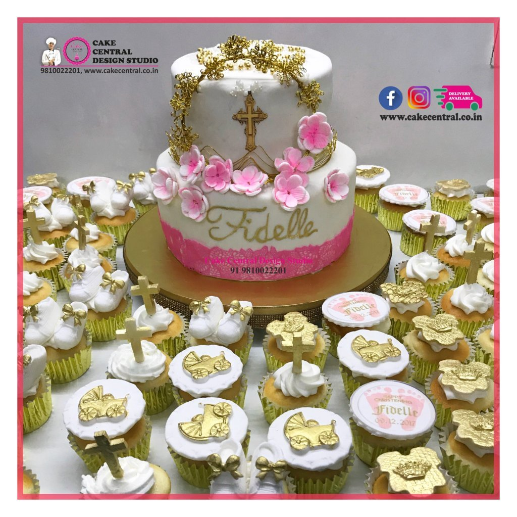 Christian Name Day Cakes in Delhi