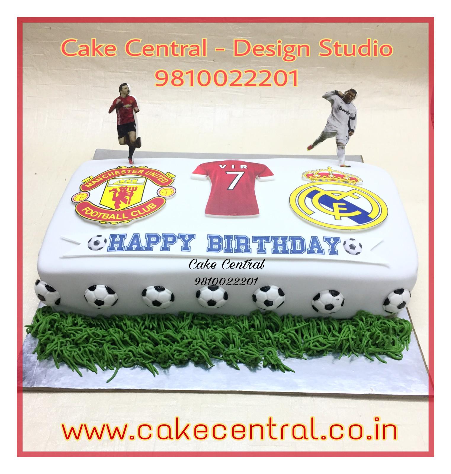 Online Designer Cake Delivery In Delhi