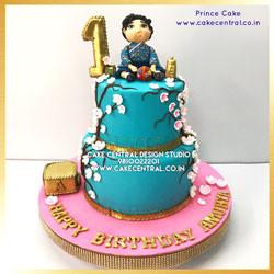 baby boy first birthday cake in delhi online