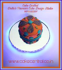 Wedding Gift cake delhi , wedding cakes delhi , wedding gift platters delhi , celebration cakes delhi , cake central delhi - premier cake delhi studi delhi