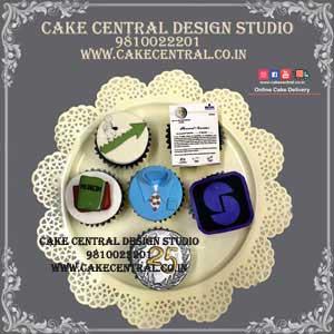 Cupcakes for Boss / Office Delhi Online