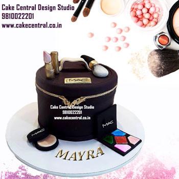Mac Makeup Kit Cakes Delhi