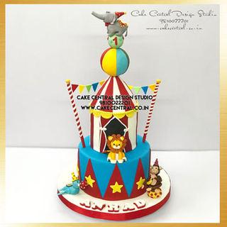 Circus Cake Delhi Online