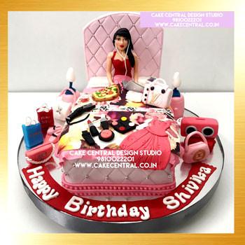 Bedroom Cake Delhi