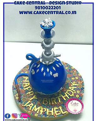 Hookah_Shisha_Cake_For_Husband_Online