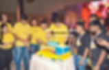 Corporate Event Cakes in Delhi Online