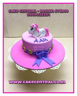 Fairy, mermaid , unicorn Cake Delhi
