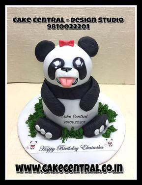 Kung Fu Panda Cake for Kids Delhi