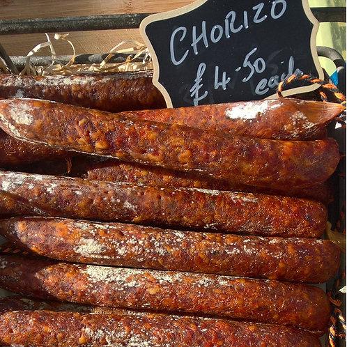 Cantimpalos-style Chorizo