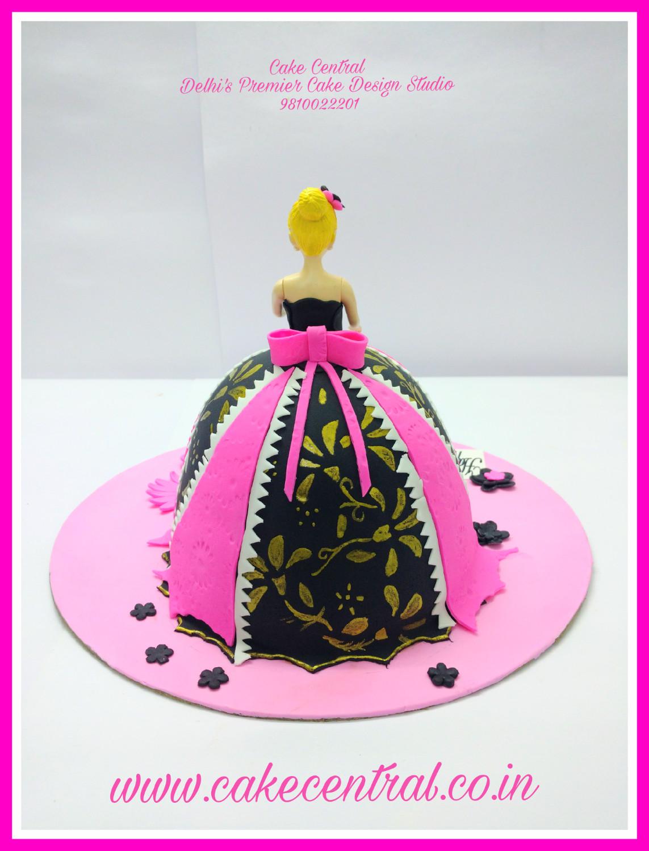 Cake Design Company Noida : Barbie Doll Shaped Cake Delhi , Princess Designer Cake ...