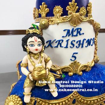 Little Krishna Cake in Delhi Online