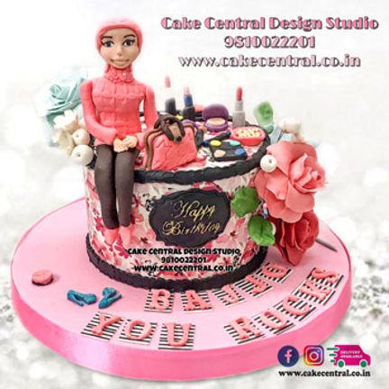 Burqa_Hajib_Girl_Cake_Delhi