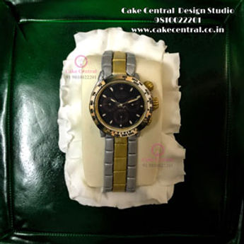 Rolex_watch_Cake_Husband_Birthday_Delhi_Online