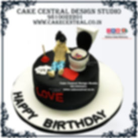 Drunk Hangover Theme Birthday Cake in Delhi Online
