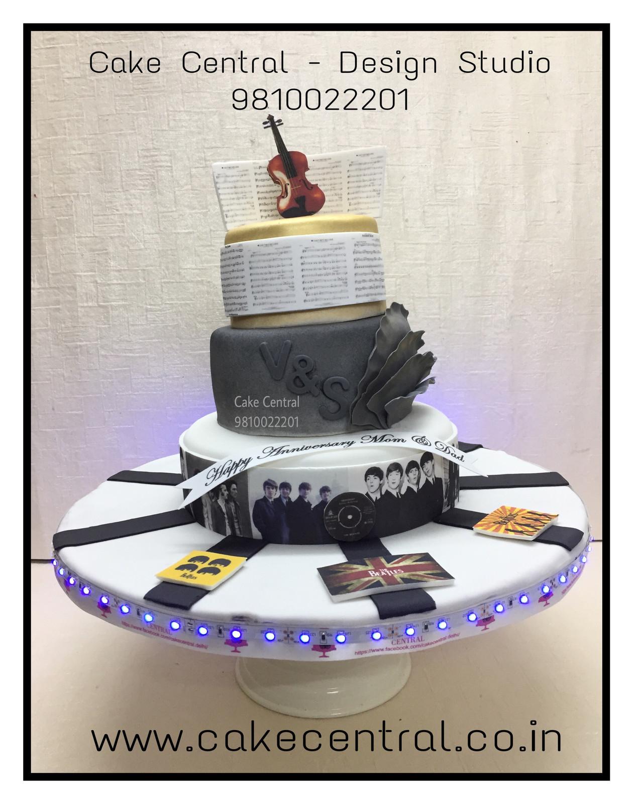 Designer Cakes In South Delhi