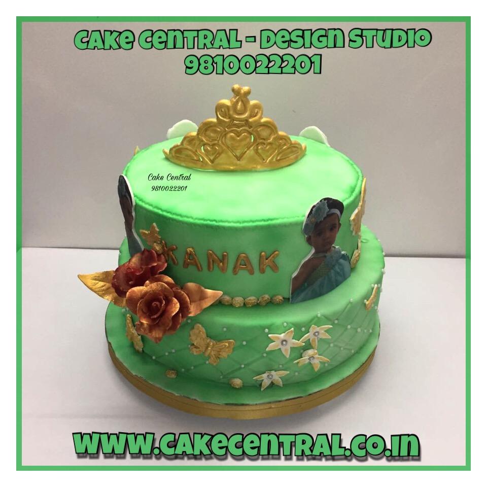 Royal Princess Crown Cake Delhi |